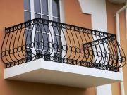 Кованый балкон заказать в Оренбурге (016)