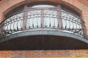 Кованый балкон Оренбург (020)