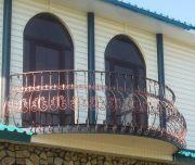Кованый балкон Оренбург (021)