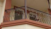Кованый балкон Оренбург (023)