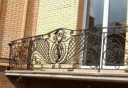 Кованый балкон Оренбург (024)
