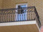 Кованый балкон Оренбург (028)