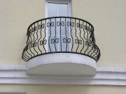 Кованый балкон Оренбург (032)