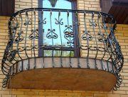 Кованый балкон Оренбург (033)