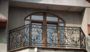 Кованый балкон Оренбург (034)