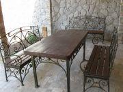 Кованая мебель (055)