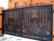 Кованые ворота Оренбург (006)
