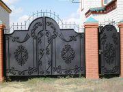 Кованые ворота Оренбург (008)