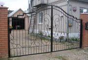 Кованые ворота Оренбург (011)