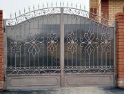 Кованые ворота Оренбург (013)