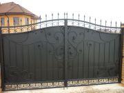 Кованые ворота Оренбург (015)