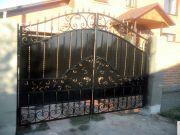 Кованые ворота Оренбург (020)