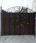 Кованые ворота Оренбург (044)