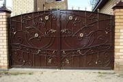 Кованые ворота Оренбург (045)