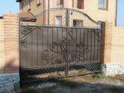 Кованые ворота Оренбург (054)