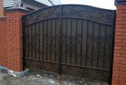 Кованые ворота Оренбург (077)