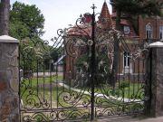 Кованые ворота Оренбург (083)