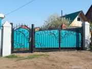 Кованые ворота Оренбург (091)