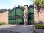 Кованые ворота Оренбург (099)
