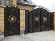 Кованые ворота Оренбург (100)