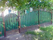 Кованые ворота Оренбург (103)