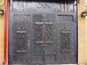 Кованые ворота Оренбург (126)
